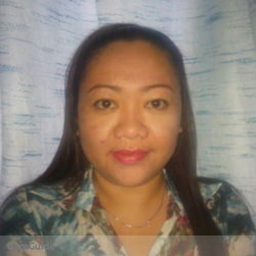 Canadian Nanny Provider Milona P's Profile Picture
