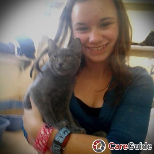 Pet Care Provider Shannon Quinn's Profile Picture