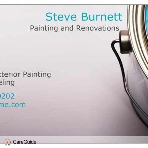 Painter Provider Steve B's Profile Picture