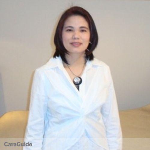 Canadian Nanny Provider Anita d's Profile Picture