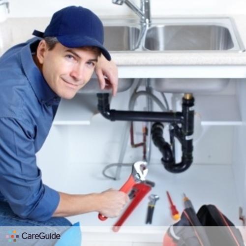 Plumber Provider Sergio Francisco's Profile Picture