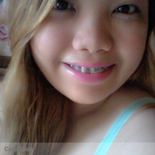 Canadian Nanny Provider Shari Mae Lingad's Profile Picture