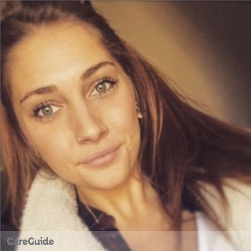 Canadian Nanny Provider Sarah-Jessica M's Profile Picture