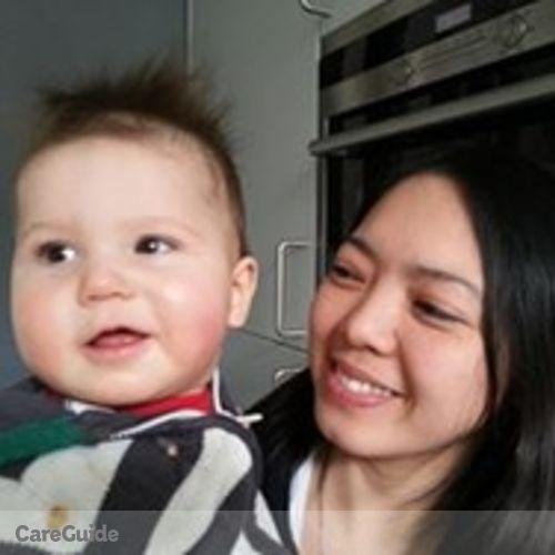 Canadian Nanny Provider Noriedette Hernandez's Profile Picture