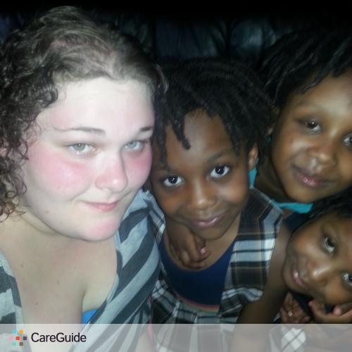 Child Care Provider kayla burlette's Profile Picture