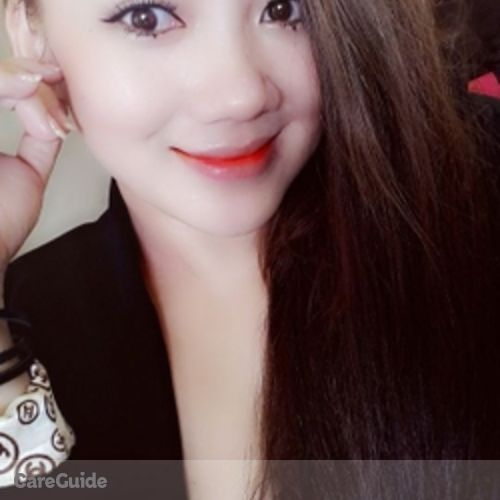 Canadian Nanny Provider Trang Nguy?n's Profile Picture