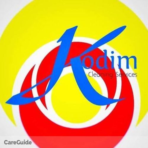 Housekeeper Provider Kodim Cleaning Services's Profile Picture
