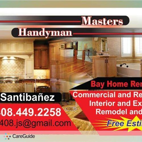 Handyman Provider Jose Santibanez's Profile Picture