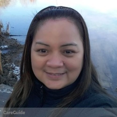 Canadian Nanny Provider Cathrine Rasos's Profile Picture