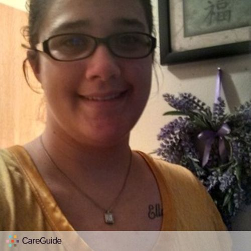 Child Care Job Hannah P's Profile Picture