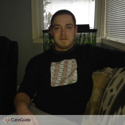 Handyman Provider Cory Boucher's Profile Picture
