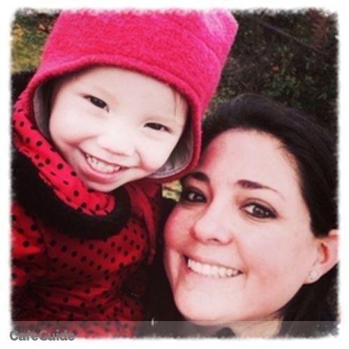 Canadian Nanny Provider Olivia Castro's Profile Picture