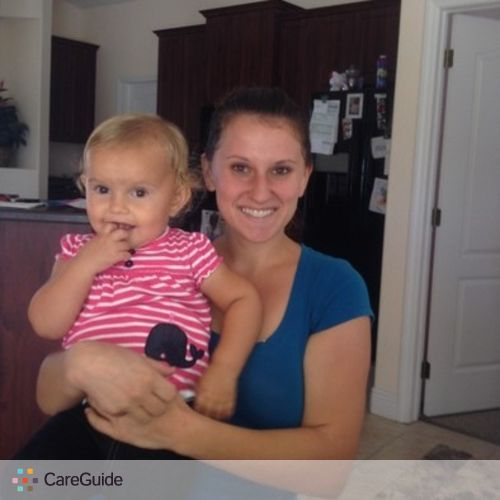 Child Care Provider Carissa Jay's Profile Picture