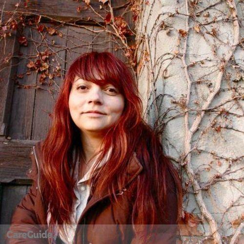 Child Care Provider Katherine Bucheli's Profile Picture