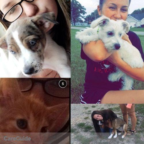 Pet Care Provider Catrina And Madi's Profile Picture
