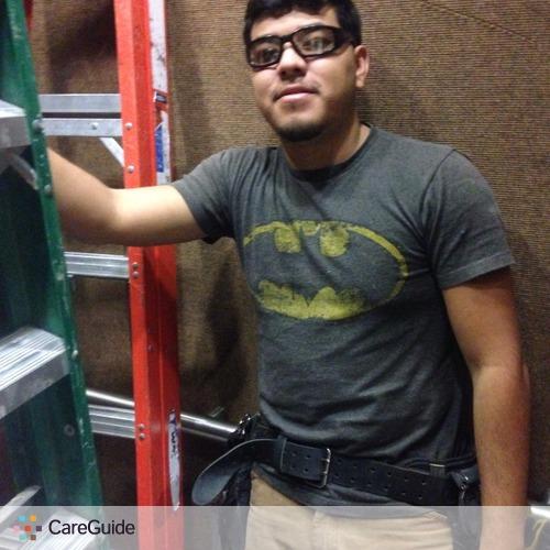 Electrician Provider Frank Galvan's Profile Picture