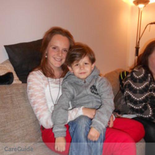 Canadian Nanny Provider Klara B's Profile Picture
