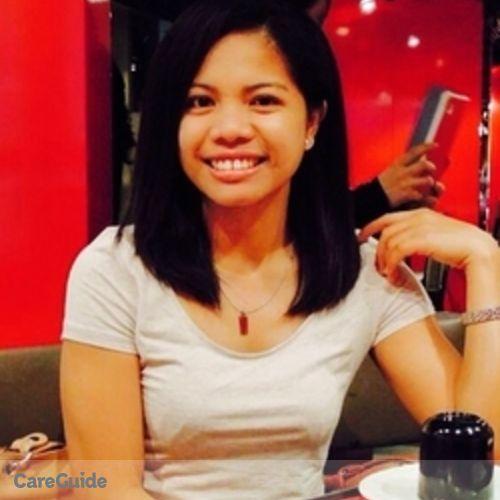 Canadian Nanny Provider Maedy Rose Sebio's Profile Picture