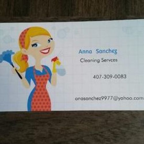 Housekeeper Provider Ana Sanchez's Profile Picture