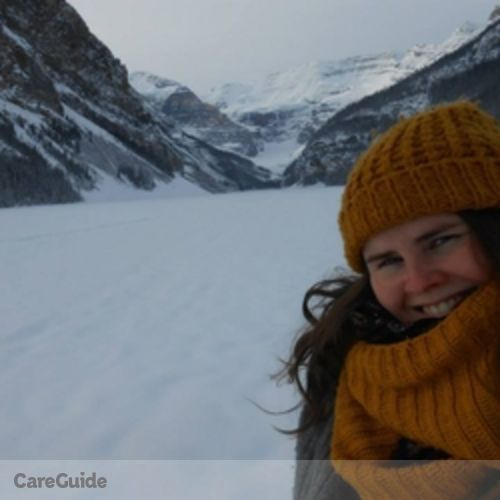 Canadian Nanny Provider Marie D's Profile Picture