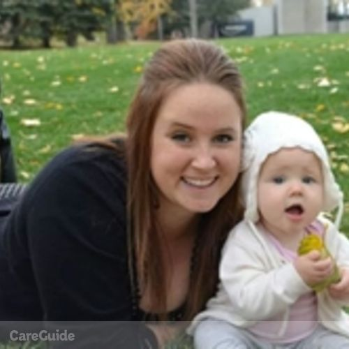 Canadian Nanny Provider Shelby Addison's Profile Picture