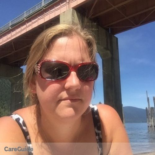 Canadian Nanny Provider Rhonda Walts's Profile Picture