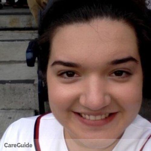 Child Care Provider Abigail J's Profile Picture