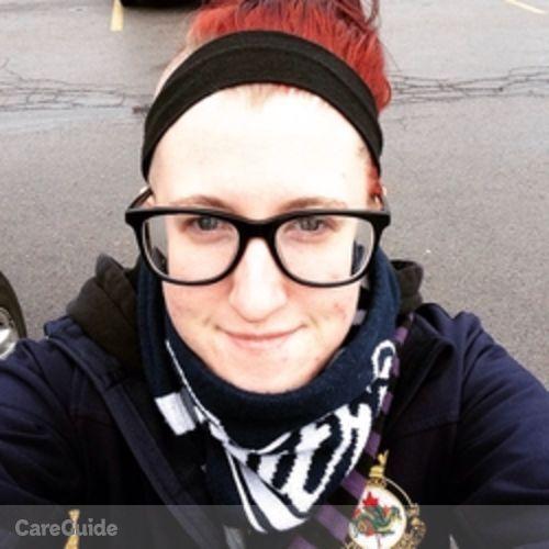 Canadian Nanny Provider Shannon S's Profile Picture