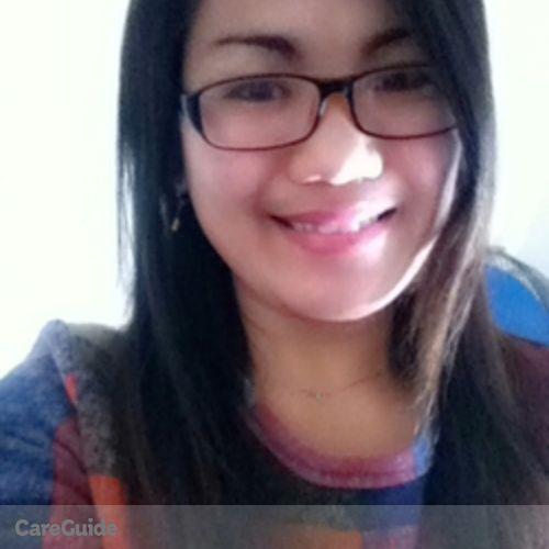 Canadian Nanny Provider Romalie T's Profile Picture
