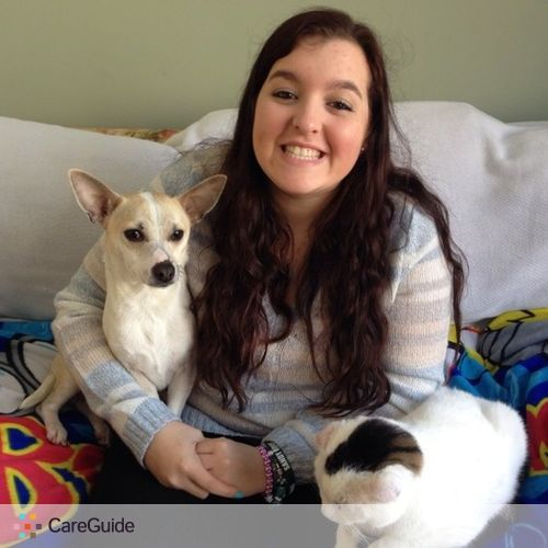 Pet Care Provider Marissa Liberante's Profile Picture