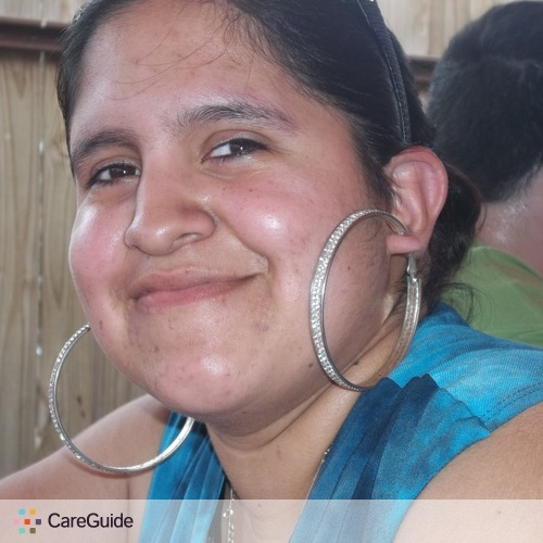 Child Care Provider Eloisa Martinez's Profile Picture