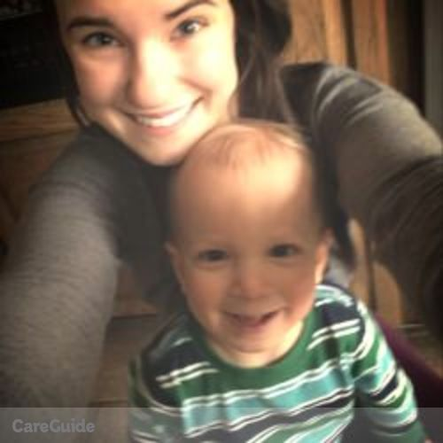 Canadian Nanny Provider Rebecca Hartley's Profile Picture