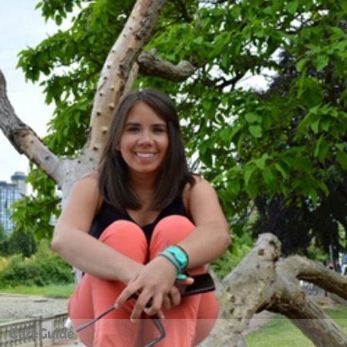 Canadian Nanny Provider Beatriz Hernandez's Profile Picture