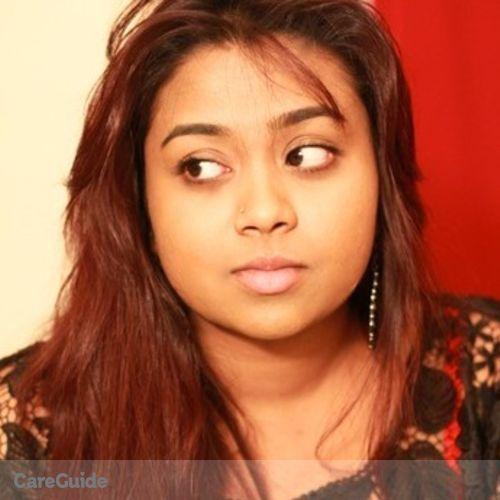 Pet Care Provider Thara Dhishay R's Profile Picture