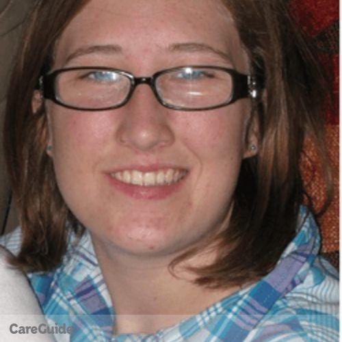 Canadian Nanny Provider Alexa J's Profile Picture