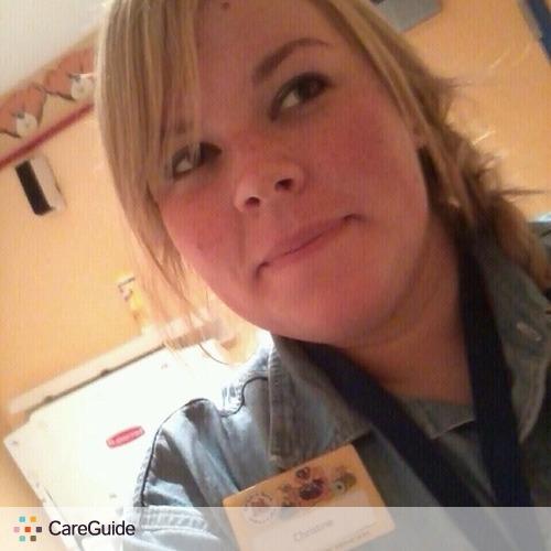 Child Care Provider Christine Babcock's Profile Picture