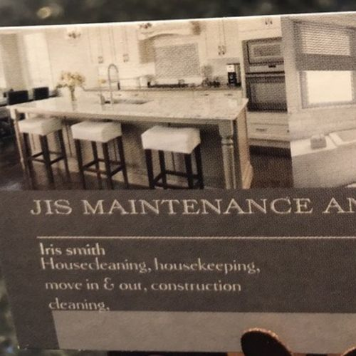 Housekeeper Provider Iris S Gallery Image 1