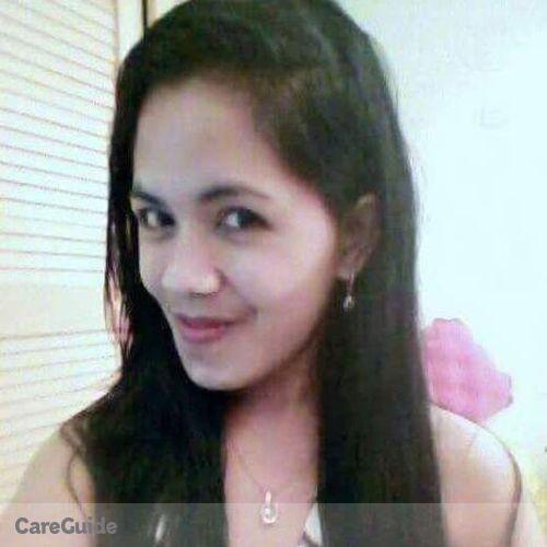 Canadian Nanny Provider Mara Damla Domingo's Profile Picture