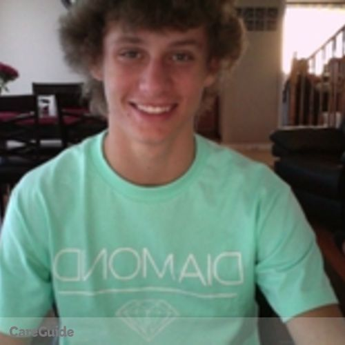 Canadian Nanny Provider Ethan Trivette's Profile Picture