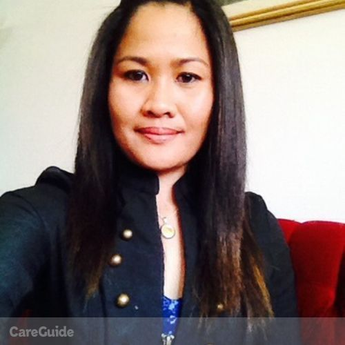 Canadian Nanny Provider Lenejean Adaoag's Profile Picture