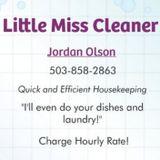 Housekeeper in Newberg