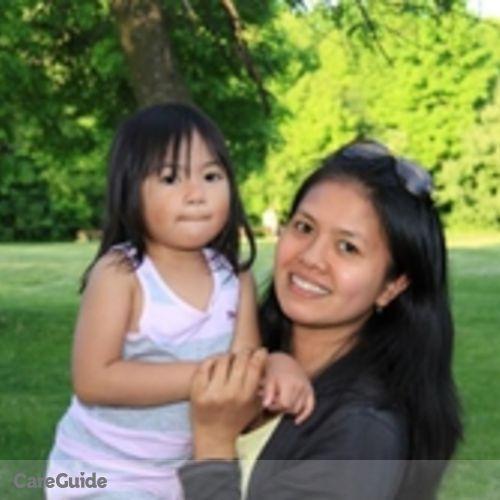 Canadian Nanny Provider Ritchielyn Palattao's Profile Picture