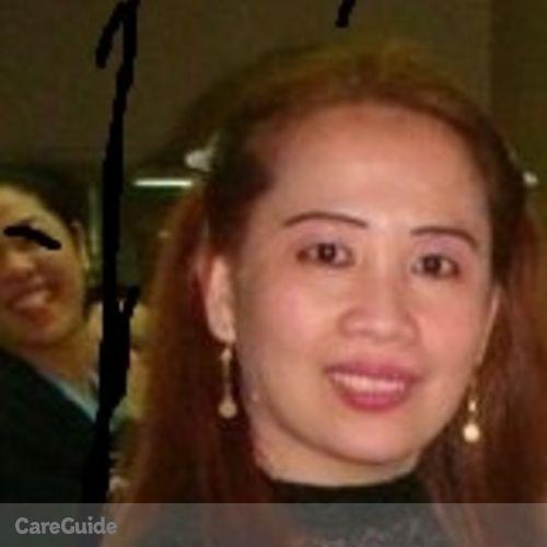 Canadian Nanny Provider Solita Briones's Profile Picture