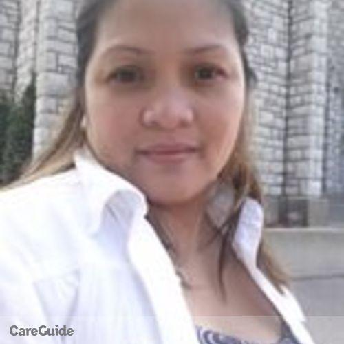 Canadian Nanny Provider Maria Olga Mendoza's Profile Picture