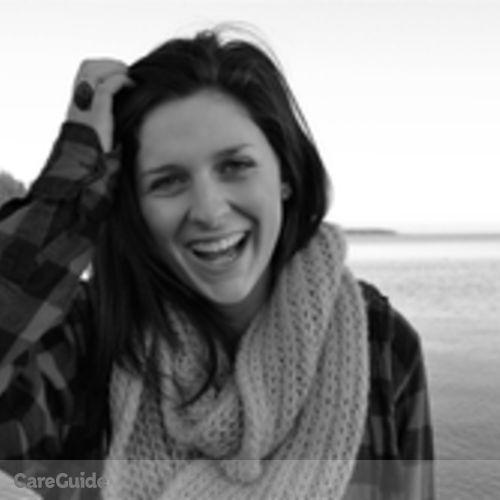 Canadian Nanny Provider Alicia Parker's Profile Picture