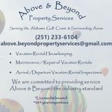 Above & Beyond Property Services