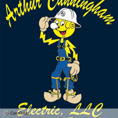 Electrician Provider Arthur Cunningham Electric LLC's Profile Picture