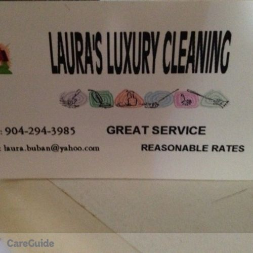 Housekeeper Provider Laura Magnasco's Profile Picture