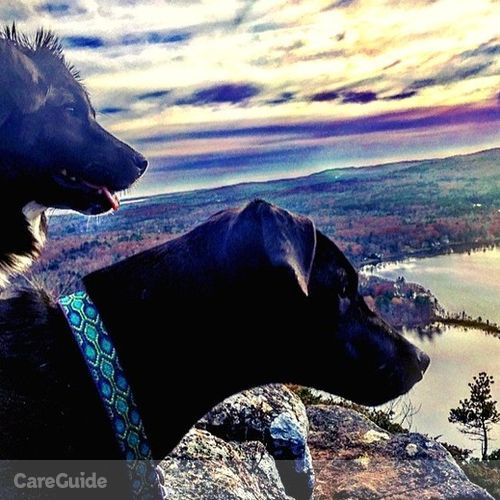 Pet Care Provider Chelsea Vosburgh's Profile Picture