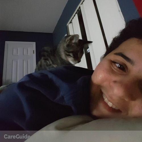Pet Care Provider Andrew Figueroa's Profile Picture